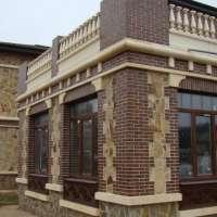 фасады из лепнины