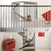 Arke Klan - винтовая лестница