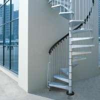 Klio Zink - лестница для установки вне помещений