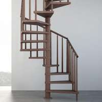 Scenik One квадратно-винтовая лестница