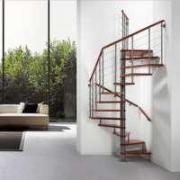 Genius 050 квадратно-винтовая лестница