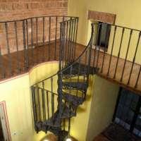 Винтовая лестница и лестничные ограждения