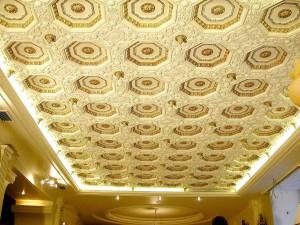 Потолок для гостиницы