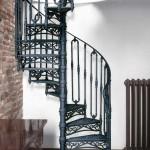 лестницы из чугуна
