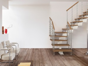Маршевая лестница Genius 060