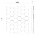 стеновая 3d панель цена
