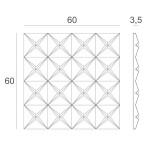 Стеновая панель 3d