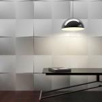 Стеновая панель 3d в интереьере